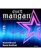 Curt Mangan 44095 Nickel Wound Bass Extra Light 40-95