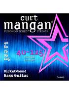 Curt Mangan 44125 Nickel Wound 5-String Bass Light 40-125