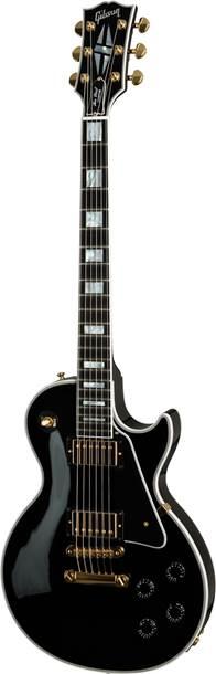 Gibson Custom Shop Les Paul Custom Ebony with Ebony Fingerboard Gloss