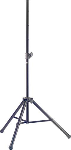 Stagg SPS-A1020BK Black Speaker Stand (Single)