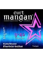 Curt Mangan 10942 Nickel Wound Electric 9-42
