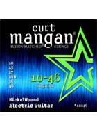 Curt Mangan 11046 Nickel Wound Electric 10-46