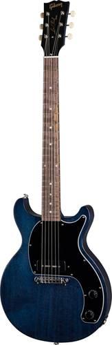 Gibson Les Paul Junior Tribute DC Blue Stain
