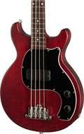 Gibson Les Paul Junior Tribute DC Bass Worn Cherry