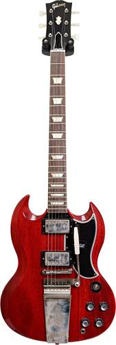 Gibson Custom Shop 1964 SG Standard Reissue with Maestro Vibrola VOS
