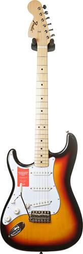 Fender Japanese FSR Traditional 68 Strat 3 Tone Sunburst LH (Ex-Demo) #JD17043681
