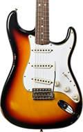 Fender Custom Shop 1965 Strat Relic 3 Tone Sunburst RW Masterbuilt by Ron Thorn #R98956