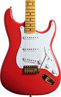 Fender Custom Shop 1959 Strat NOS Fiesta Red Gold Hardware MN #R98292