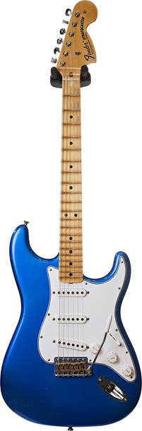 Fender Custom Shop 1969 Strat Journeyman Relic Faded Colbalt Blue Metallic MN Master Builder Designed by Greg Fessler #R97686
