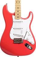 Fender Custom Shop 1969 Strat Journeyman Relic Fiesta Red MN Master Builder Designed by Greg Fessler #R97615