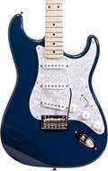 Fender Japanese FSR Hybrid Strat Indigo (Ex-Demo) #JD19002879