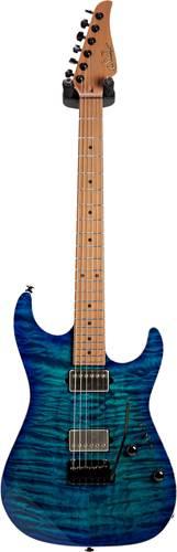 Suhr guitarguitar select #106 Standard Aqua Blue Burst