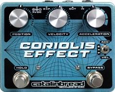 Catalinbread Coriolis Freeze Sustainer Wah Filter