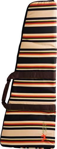 Mother Mary Stripes Gig Bag (Black, Brown, Orange)