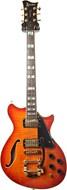 ESP LTD Xtone PC-2V Amber Sunburst