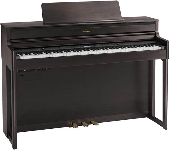 Roland HP704-DR Digital Piano Dark Rosewood