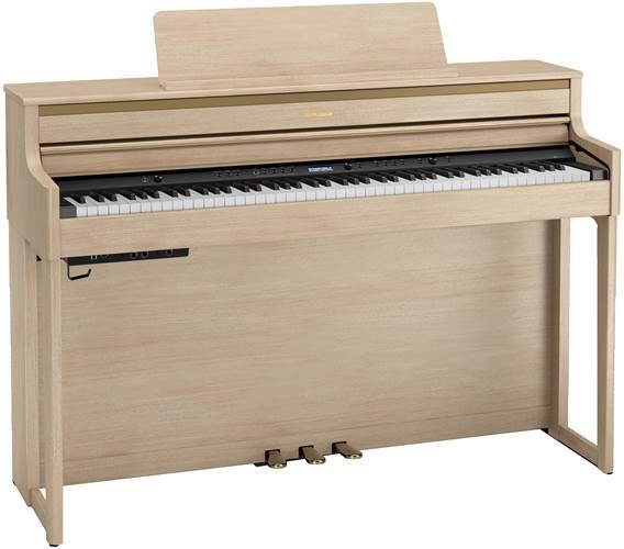 Roland HP704-LA Digital Piano Light Oak