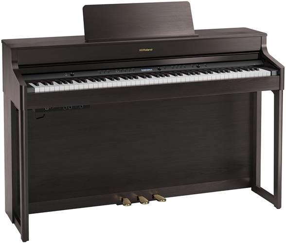 Roland HP702-DR Digital Piano Dark Rosewood