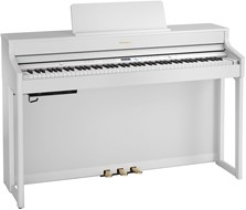 Roland HP702-WH Digital Piano Polished White