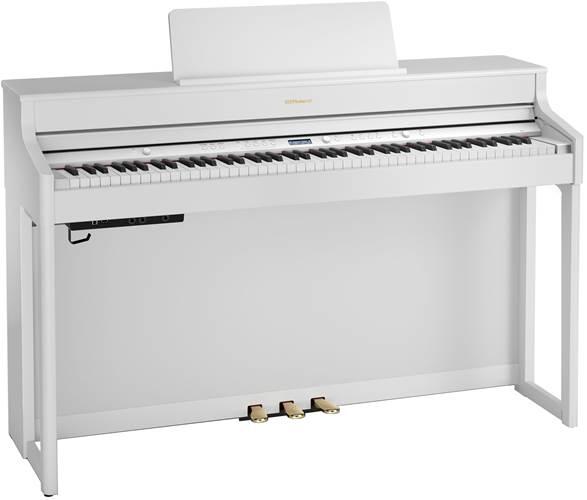 Roland HP702-WH Digital Piano White
