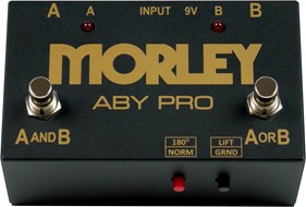 Morley ABY-PRO ABY Selector Combiner