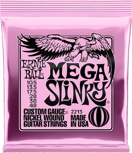 Ernie Ball 2213 Mega Slinky 10.5-48