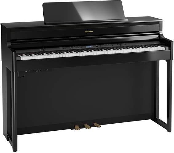 Roland HP704-PE Digital Piano Polished Ebony
