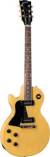 Gibson Les Paul Special TV Yellow Left Handed