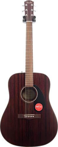 Fender CD-60S All Mahogany WN (Ex-Demo) #WC19070320