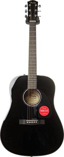 Fender CD-60 Dread V3 Black WN (Ex-Demo) #IPS190512651