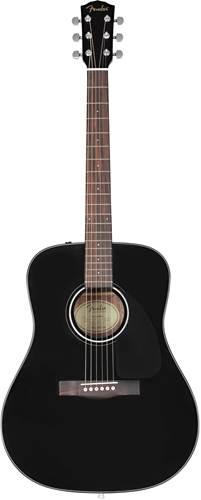 Fender CD-60 Dread V3 Black WN