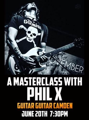 Tickets Phil X Clinic - Camden June 20th