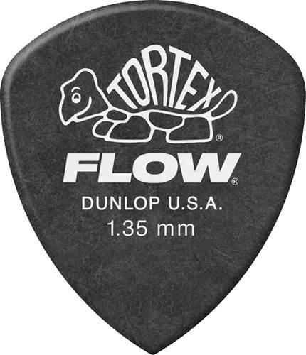 Dunlop 558P1.35 Tortex Flow Standard Player Pack 12