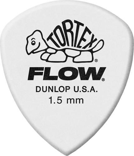 Dunlop 558P1.5 Tortex Flow Standard Player Pack 12