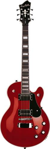 Hagstrom Swede Wild Cherry Transparent