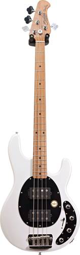 Music Man Sterling Stingray HH Ray34 Pearl White Roasted MN