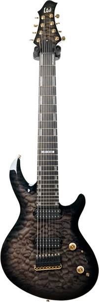 ESP LTD JR-608 Javier Reyes Faded Blue Sunburst (Ex-Demo) #W15080169