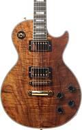Gibson Custom Shop Les Paul Custom Koa Natural