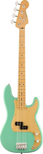 Fender Vintera 50s Precision Bass Sea Foam Green Maple Fingerboard