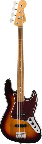 Fender Vintera 60s Jazz Bass 3-Color Sunburst PF