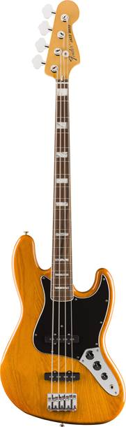 Fender Vintera 70s Jazz Bass Aged Natural PF