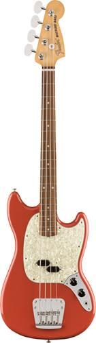 Fender Vintera 60s Mustang Short Scale Bass Fiesta Red Pau Ferro Fingerboard