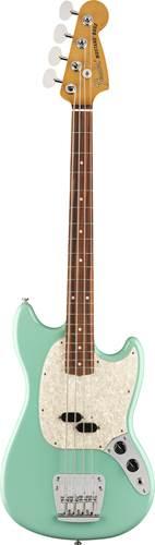 Fender Vintera 60s Mustang Bass Sea Foam Green Pau Ferro Fingerboard