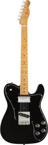 Fender Vintera 70s Telecaster Custom Black MN