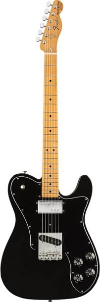 Fender Vintera 70s Telecaster Custom Black Maple Fingerboard