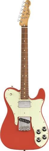 Fender Vintera 70s Telecaster Custom Fiesta Red PF