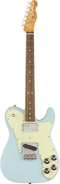 Fender Vintera 70s Telecaster Custom Sonic Blue PF