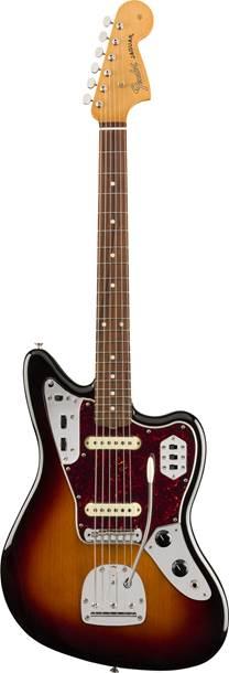 Fender Vintera 60s Jaguar 3-Color Sunburst PF