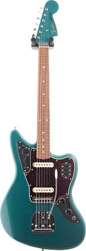 Fender Vintera 60s Jaguar Ocean Turquoise PF (Ex-Demo) #MX19055896