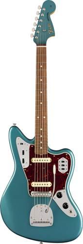 Fender Vintera 60s Jaguar Ocean Turquoise Pau Ferro Fingerboard